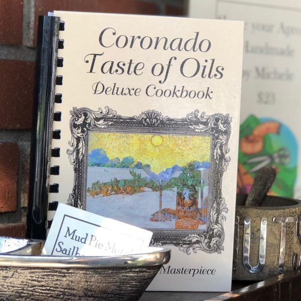 Coronado Taste of Oils Cookbook