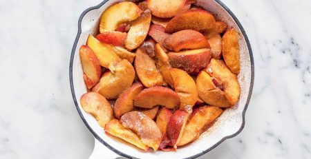 Coronado Taste of Oils Baked peaches, pears and or apples