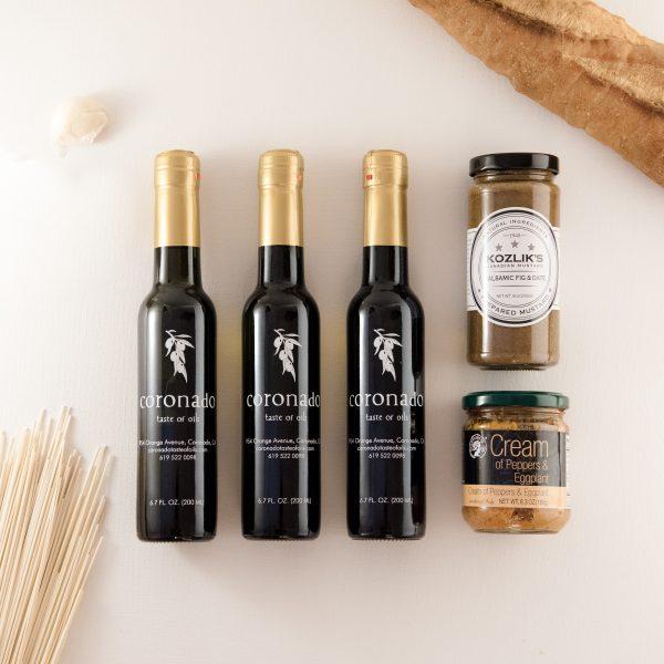 Coronado Taste of Oils Italian Twist Gift Set