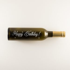 Happy Birthday Coronado Taste of Oils Bottle
