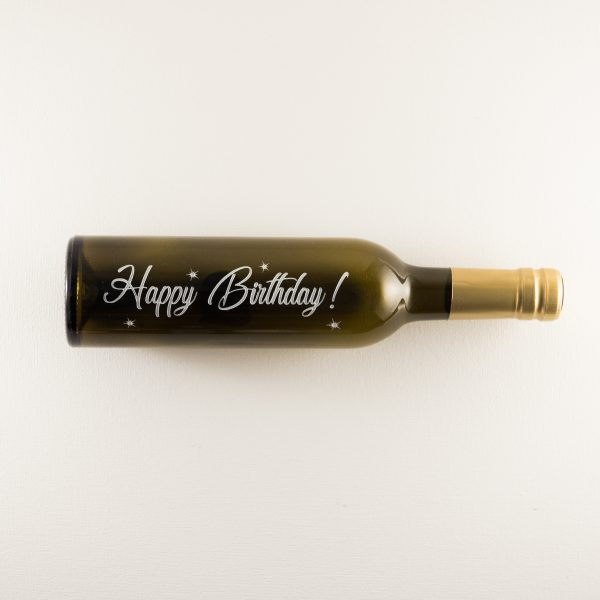 Happy Birthday Coronado Taste of Oils Bottle