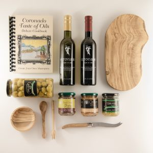 Pantry Gift Box Set Coronado Taste of Oils