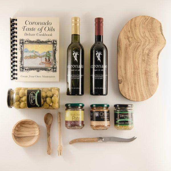 Pantry Gift Box Set Coronado Taste of Oils