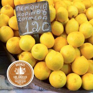 Whole Greek Lemon Olive Oil - Coronado Taste of Oils