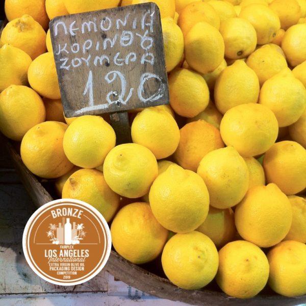 Whole Greek Lemon Olive Oil – Coronado Taste of Oils