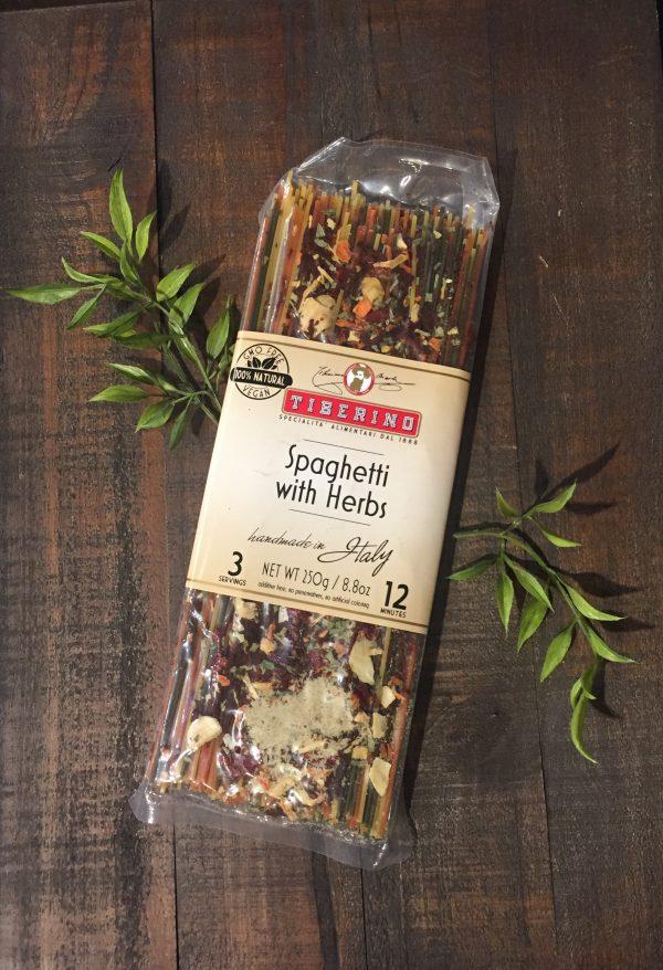 Coronado Taste of Oils Tiberino Spaghetti with Herbs