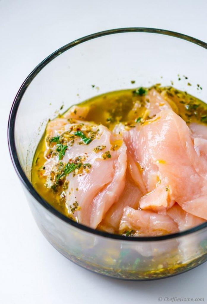 Chicken Souvlaki Olive Oil Recipe
