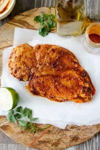 Easy All Purpose Chipotle Chicken Olive Oil